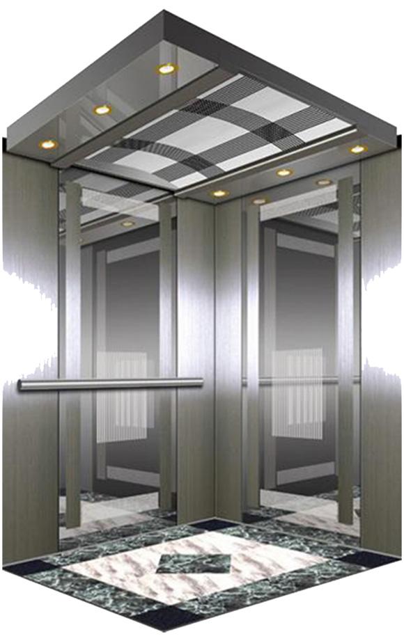 cabin thang không phòng máy