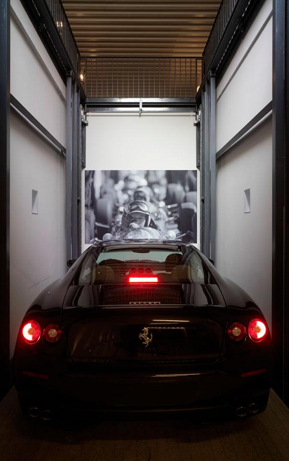 thang máy tải xe ô tô 2