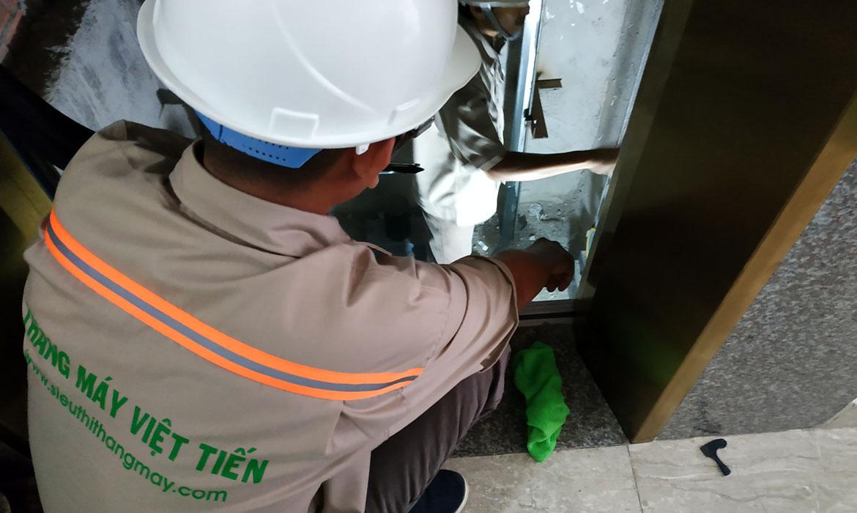dịch vụ bảo trì thang máy Việt Tiến