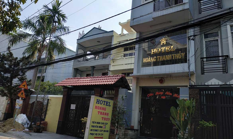 Thang máy khách sạn Việt Tiến