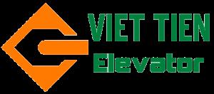 Logo thang máy Việt Tiến lớn