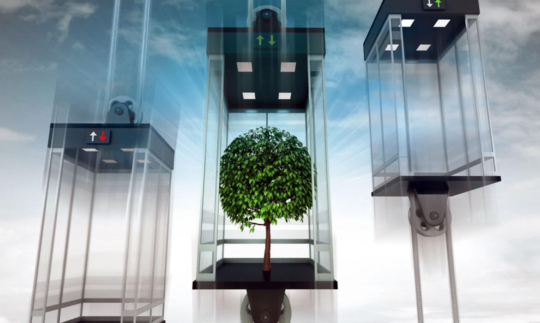 thang máy công nghệ xanh Việt Tiến